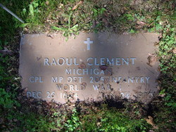Corp Raoul Clement