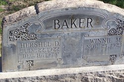 Hershel D Baker