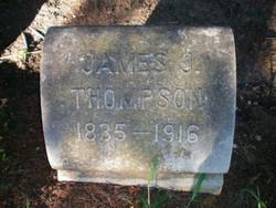 Sgt James J. Thompson