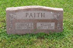 Florence Eva <I>Renslow</I> Paith