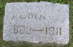 Alma O Jones