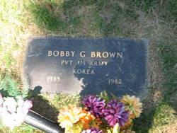 Bobby G Brown