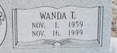 Wanda Tennie <I>Lambert</I> Bankhead