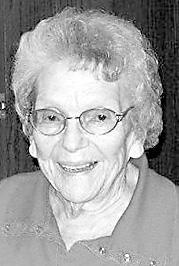 Lanora Ethel <I>Wells</I> Allison