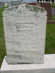 Sophia <I>Wert</I> Still
