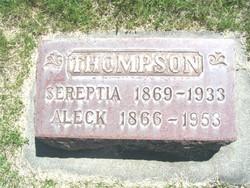"Hiram Alexander ""Aleck"" Thompson"