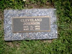 Cleveland Johnson