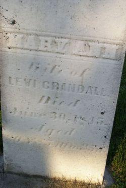 Mary Ann <I>Peak</I> Crandall