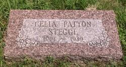 Celia <I>Patton</I> Stegge