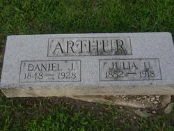 Julia U. <I>Blankenship</I> Arthur