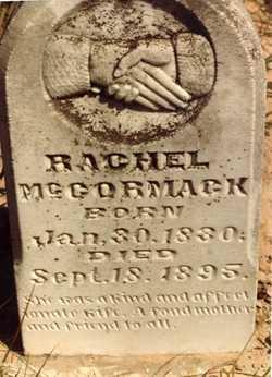 "Rachel ""Rach"" <I>Leeth</I> McCormack"