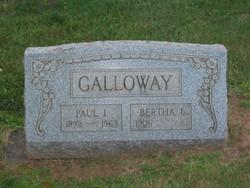 Paul I. Galloway