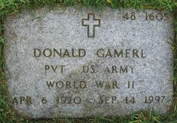 Donald Walter Gamerl