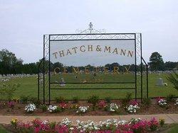 Thatch & Mann Cemetery