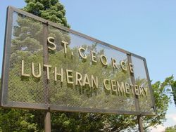 Saint George Lutheran Cemetery