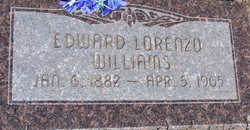 Edward Lorenzo Williams