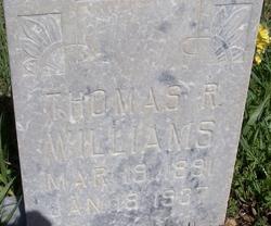 Thomas Reese Williams