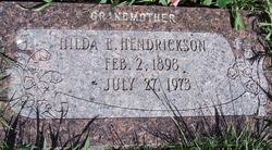 Hilda Hendrickson