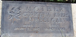 Christina Krebs Mulligan