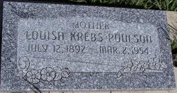 Louisa Krebs Poulson