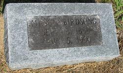 Mason Birdsong