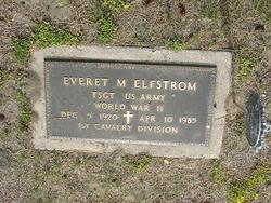 Everet Morris Elfstrom
