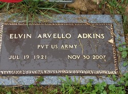Elvin Arvello Adkins