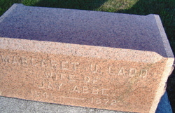 Margaret U <I>Ladd</I> Abbe