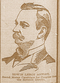 Edwin Le Roy Antony