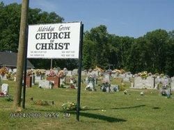 Aldridge Grove Church of Christ Cemetery
