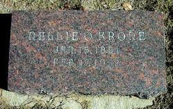 Nellie O. Krone