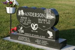 Bonnie Lou <I>Gordon</I> Anderson
