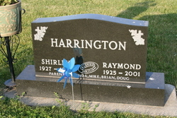 Shirley J. <I>Boe</I> Harrington