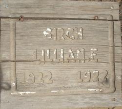 Lillian Birch