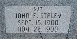 John Edgar Staley