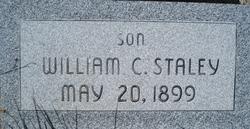 William Conrad Staley