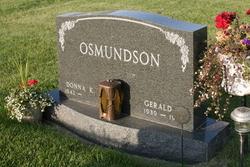 """Gerald Wayne """"Jerry"""" Osmundson"""