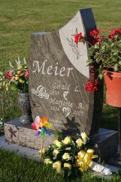 """Marjorie Ann """"Marjie"""" <I>Kellogg</I> Meier"""