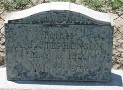 Andrew Jackson Stephenson
