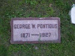 George W. Pontious