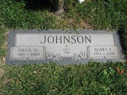 Agnes E. Johnson