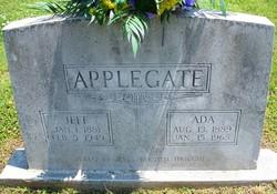 """Jefferson Monroe """"Jeff"""" Applegate"""