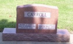 """Moore James """"Moe"""" Carroll"""