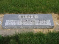 Amelia Vera <I>Marquis</I> Burke