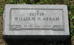 William H. Abram