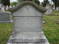 Isabelle Gibbs <I>Simmons</I> Patterson