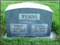 Ida <I>Smith</I> Wilkins