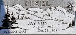 Jay Von Fixel