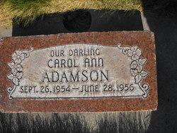 Carol Ann Adamson