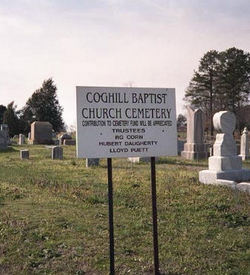 Coghill Baptist Church Cemetery